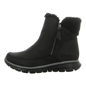 Stiefeletten - Skechers - Synergy-Collab - black