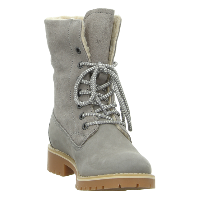 Tamaris - 1-1-26443-23-254 - 1-1-26443-23-254 - light grey - Stiefeletten