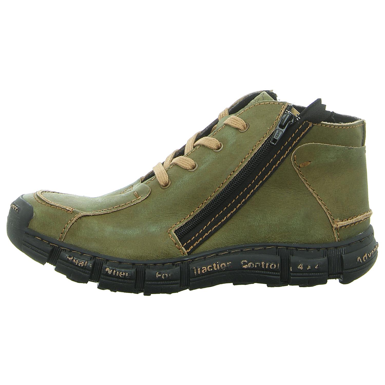 sports shoes d3756 e8d30 Details zu Rovers Schuhe Stiefelette 401WARM KIWI/NEGRO kiwi/negro (grün)  NEU