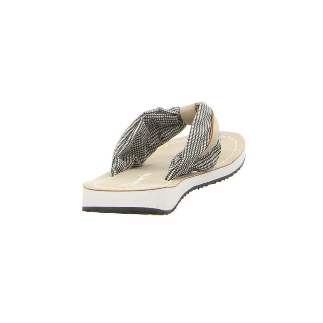 Tamaris - 1-1-27109-20-027 - Udense - blk vichy comb - Zehentrenner