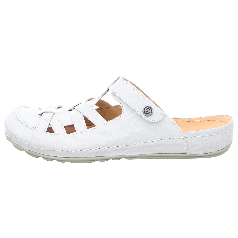 DR. Bianco Brinkmann Scarpe sandali 700826-3 Bianco DR. (Bianco) NUOVO 6478c3