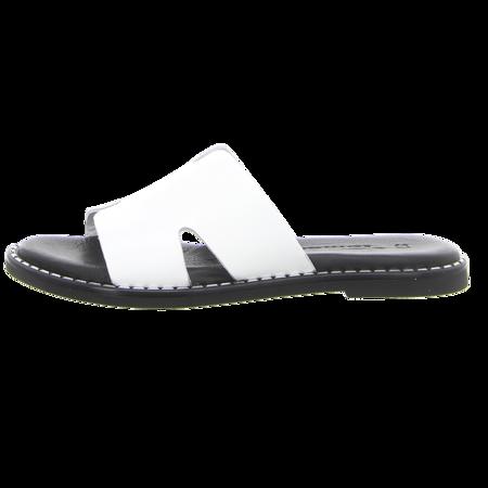 Pantoletten - Tamaris - white