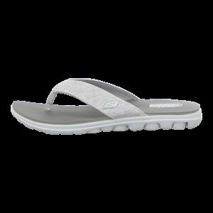 Zehentrenner - Skechers - on-the-GO-Flow - white/gray
