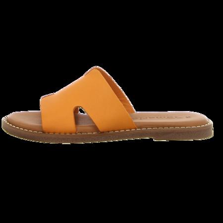 Pantoletten - Tamaris - orange