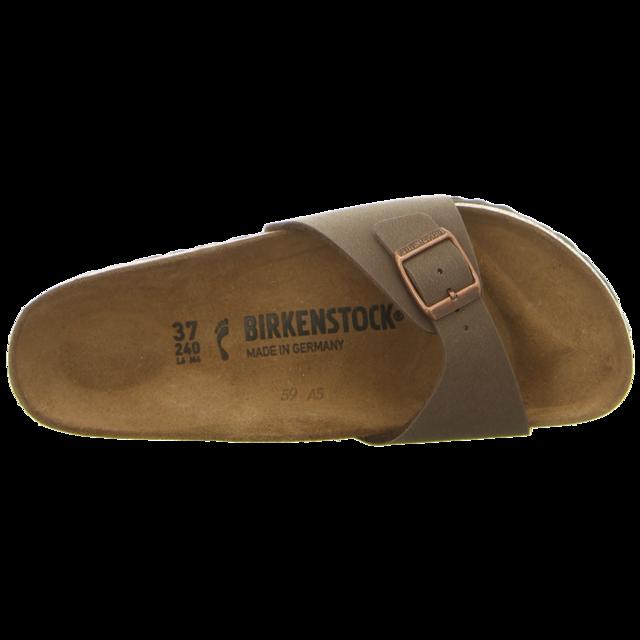 Birkenstock - 040093 - Madrid - mocca - Pantoletten