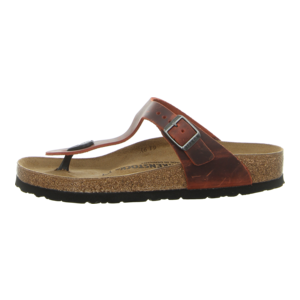 Zehentrenner - Birkenstock - Gizeh - earth red