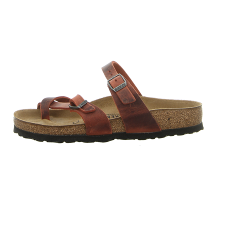 Zehentrenner - Birkenstock - Mayari - earth red