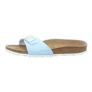 Pantoletten - Birkenstock - Madrid BS - brushed sky