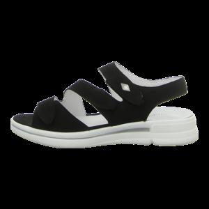 Sandalen - Waldläufer - H-Sina - schwarz