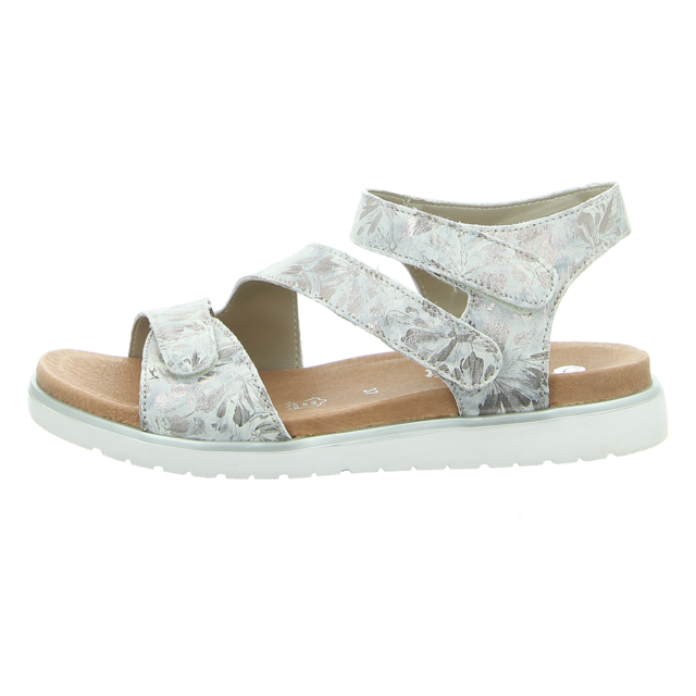 best authentic 7095f f2e7e Remonte Damen Sandalette in metallic | SALE Schuhfachmann