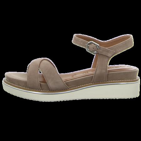 Sandaletten - Tamaris - taupe