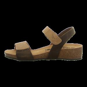 Sandaletten - Plakton - Norita - ardilla/beige