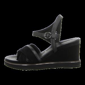 Sandaletten - Tamaris - black/pewter