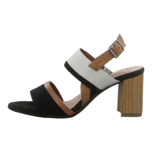 Sandaletten - Tamaris - black comb