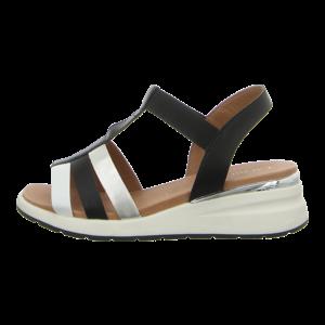 Sandaletten - Caprice - black comb
