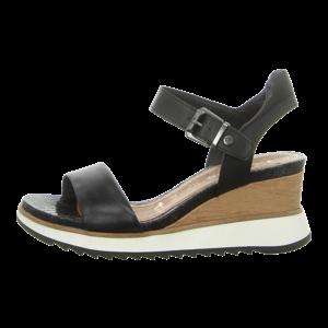 Sandaletten - Tamaris - black uni