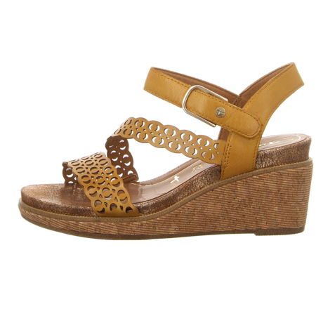 Sandaletten - Tamaris - saffron