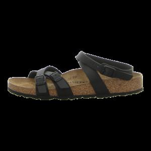 Sandalen - Birkenstock - Blanca - schwarz