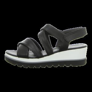Sandaletten - Gabor - schwarz
