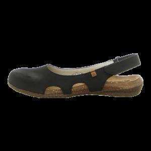 Sandalen - El Naturalista - Wakataua - black