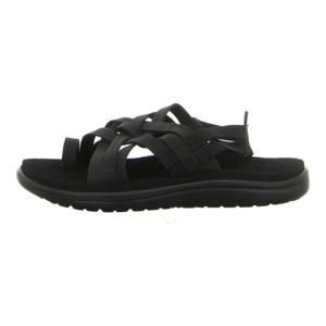 Sandalen - Teva - W Voya Strappy Leather - black