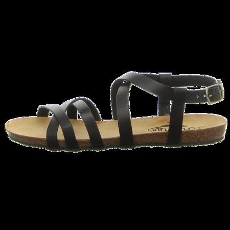 Sandalen - Plakton - Mam Vali - negro