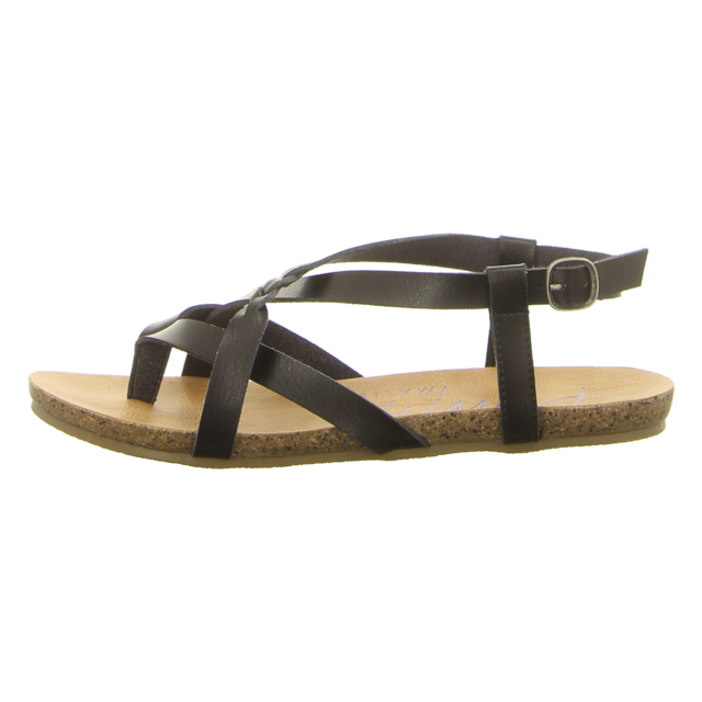 Blowfish - BF3814B BLACK - Granola B - black - Sandalen