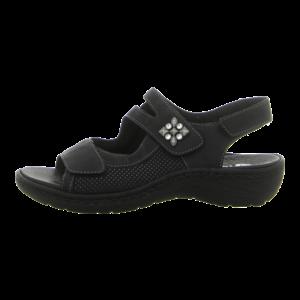Sandalen - Remonte - schwarz