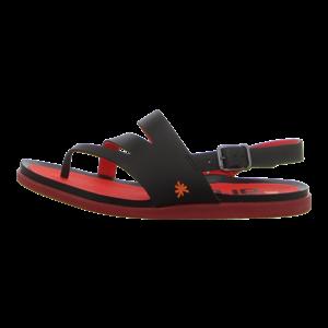Zehentrenner - Art - Larissa - black-red