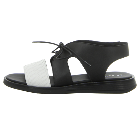 Sandalen - LE BOHÉMIEN - S58 - bianco/nero