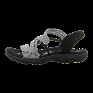 Sandalen - Skechers - Reggae Slim-Skech Appeal - black/white