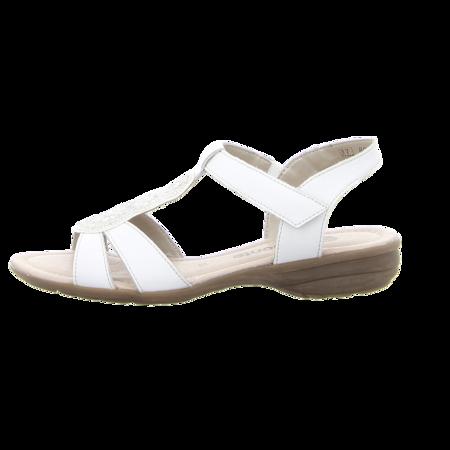 Sandaletten - Remonte - weiss