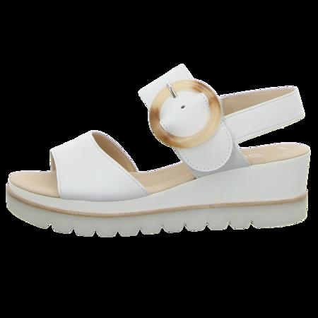 Sandaletten - Gabor - weiss