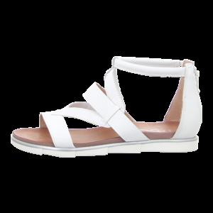 Sandaletten - Mjus - Katana - bianco+argento+bianco