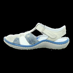 Sandalen - Krisbut - grau