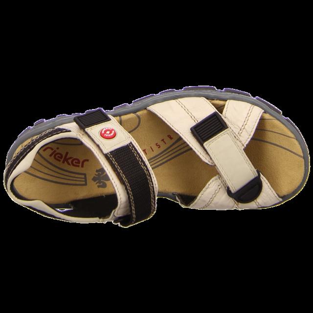 Rieker - 68851-60 - 68851-60 - beige - Sandalen