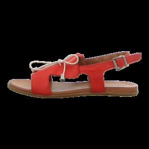 Sandalen - MACA Kitzbühel - red