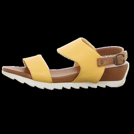 Sandaletten - MACA Kitzbühel - yellow