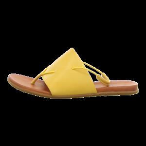 Zehentrenner - ILC i love candies - Ladies Sandal yellow - yellow