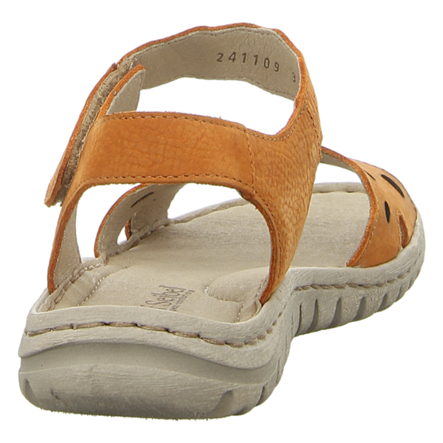 Josef Seibel - 63807-869840 - Lucia 07 - orange - Sandalen
