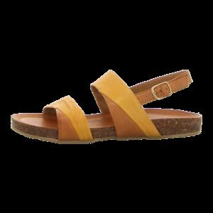 Sandaletten - Markó - giallo/brandy