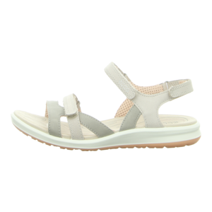 Sandalen - Ecco - Cruise II - silver grey/gravel/rose