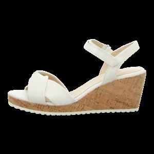 Sandaletten - Caprice - white softnappa
