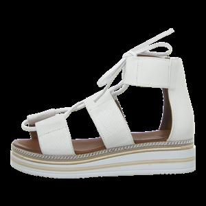 Sandaletten - MACA Kitzbühel - white perfor