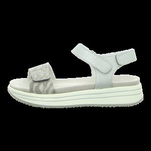 Sandaletten - Remonte - grau