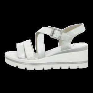 Sandaletten - Remonte - metallic