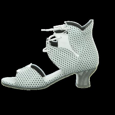 Sandaletten - Simen - weiss/schwarz