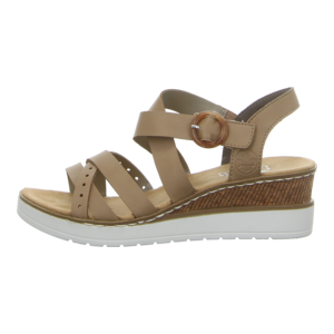 Sandaletten - Rieker - beige