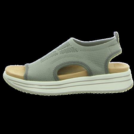 Sandaletten - Remonte - grün