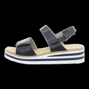 Sandaletten - Rieker - blau